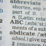 ABC Narcyza - słownik ważnych zwrotów, definicji i określeń