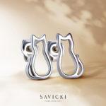 Kolczyki srebrne – z cyrkonią czy diamentem?
